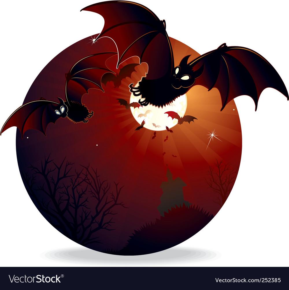 Halloween cartoon vector | Price: 3 Credit (USD $3)