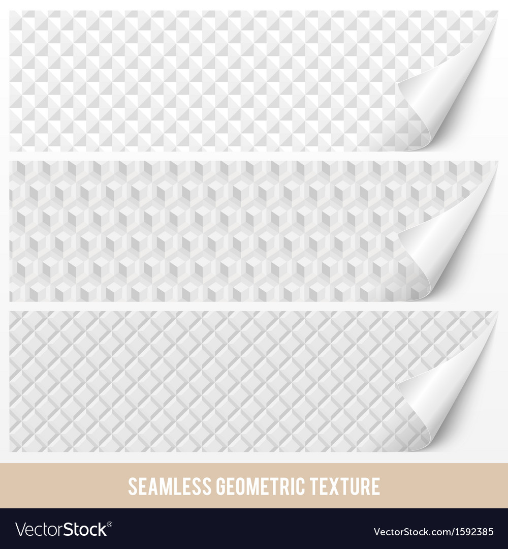 Seamless geometric texture vector | Price: 1 Credit (USD $1)