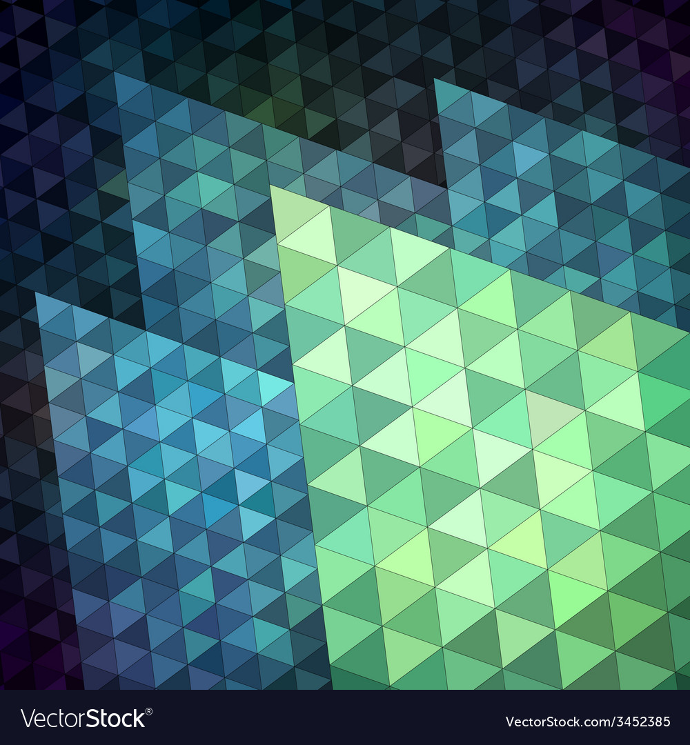 Vivid mosaic vector | Price: 1 Credit (USD $1)