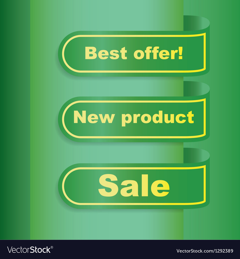 Sale banner template vector | Price: 1 Credit (USD $1)