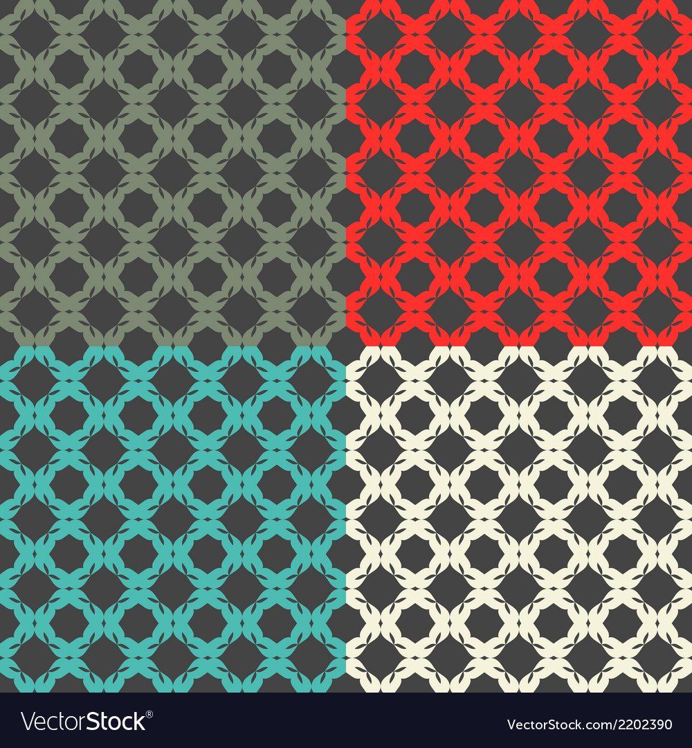 Bright pattern number 3 vector | Price: 1 Credit (USD $1)