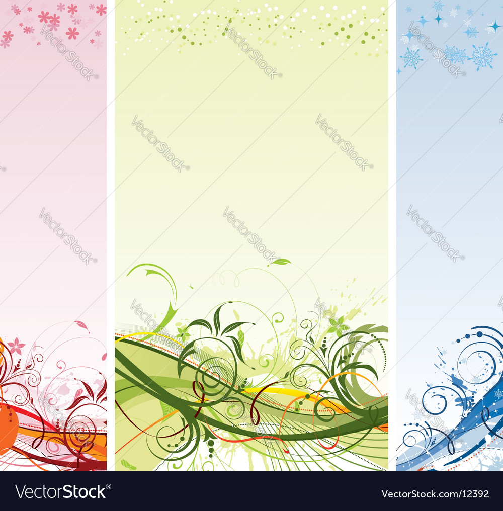 Background-flower vector | Price: 3 Credit (USD $3)