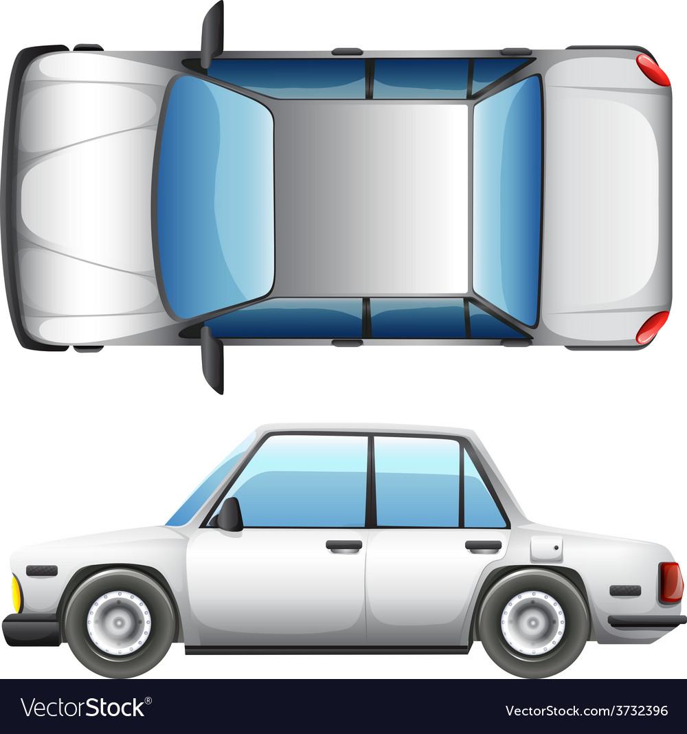 A car vector | Price: 1 Credit (USD $1)