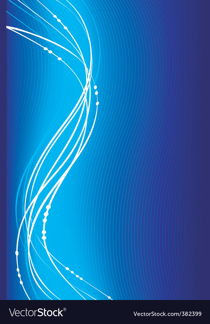 Abstract blue glow vector | Price: 1 Credit (USD $1)