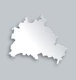 Map of berlin vector