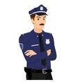 Policeman vector