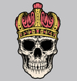 King crown vector vector