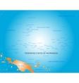 Micronesia vector