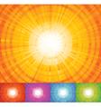 Sunbeam background vector