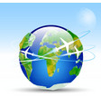-earth-planet vector
