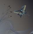 Butterflies - wallpaper vector