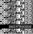 Seamless abstract hand drawn pattern27 2 vector