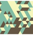 Abstract geometrical 3d background can be used vector