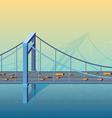 Large bridge vector