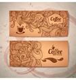 Coffee concept design vector