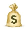 Moneybag vector