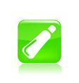Tube icon vector