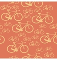 Pattern bike vector