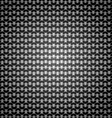 Stainless steel dark pattern abstract background vector