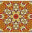 Endless ornamental pattern seamless oriental art vector