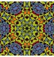 Arabesque seamless pattern background vintage vector