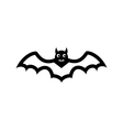 Bat icon isolated on white background vector