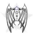 Devil wings vector