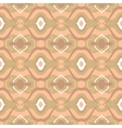 Seamless pattern with arabic motif in soft beige vector