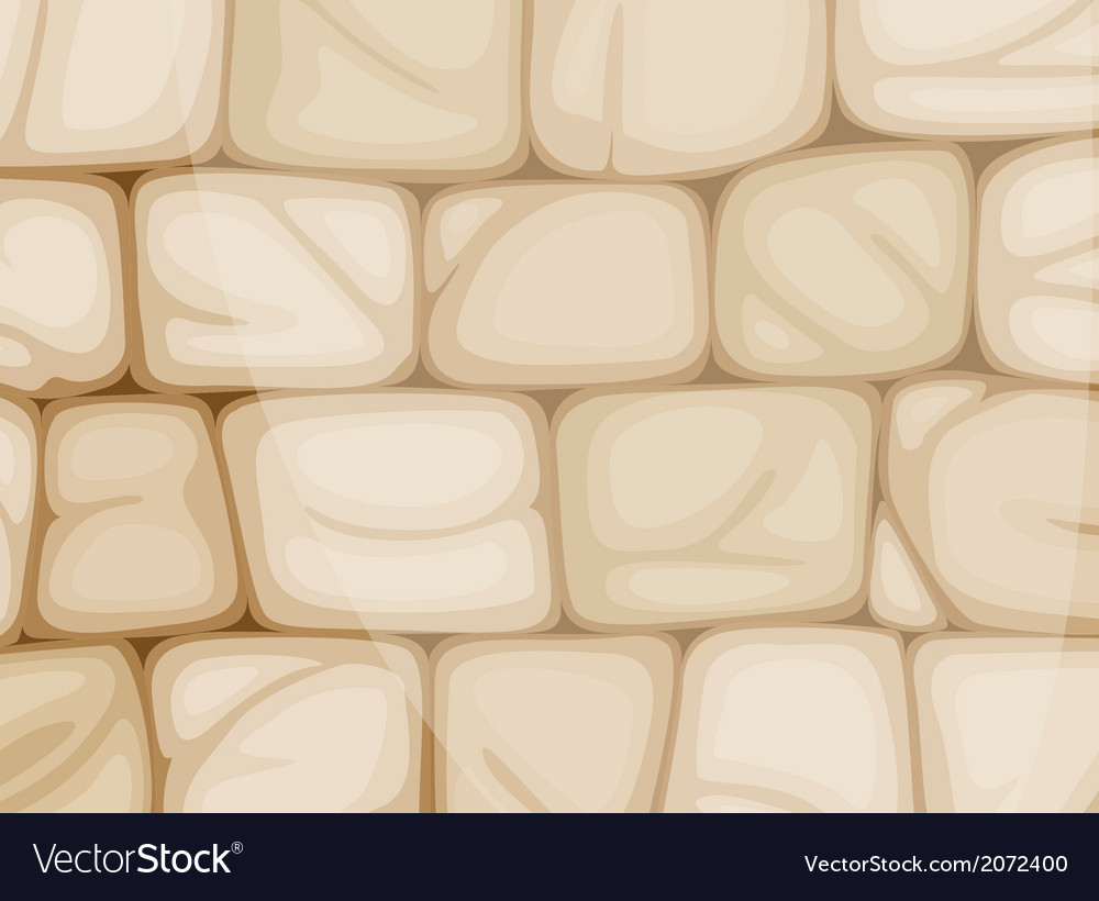 A wall made of bricks vector | Price: 1 Credit (USD $1)
