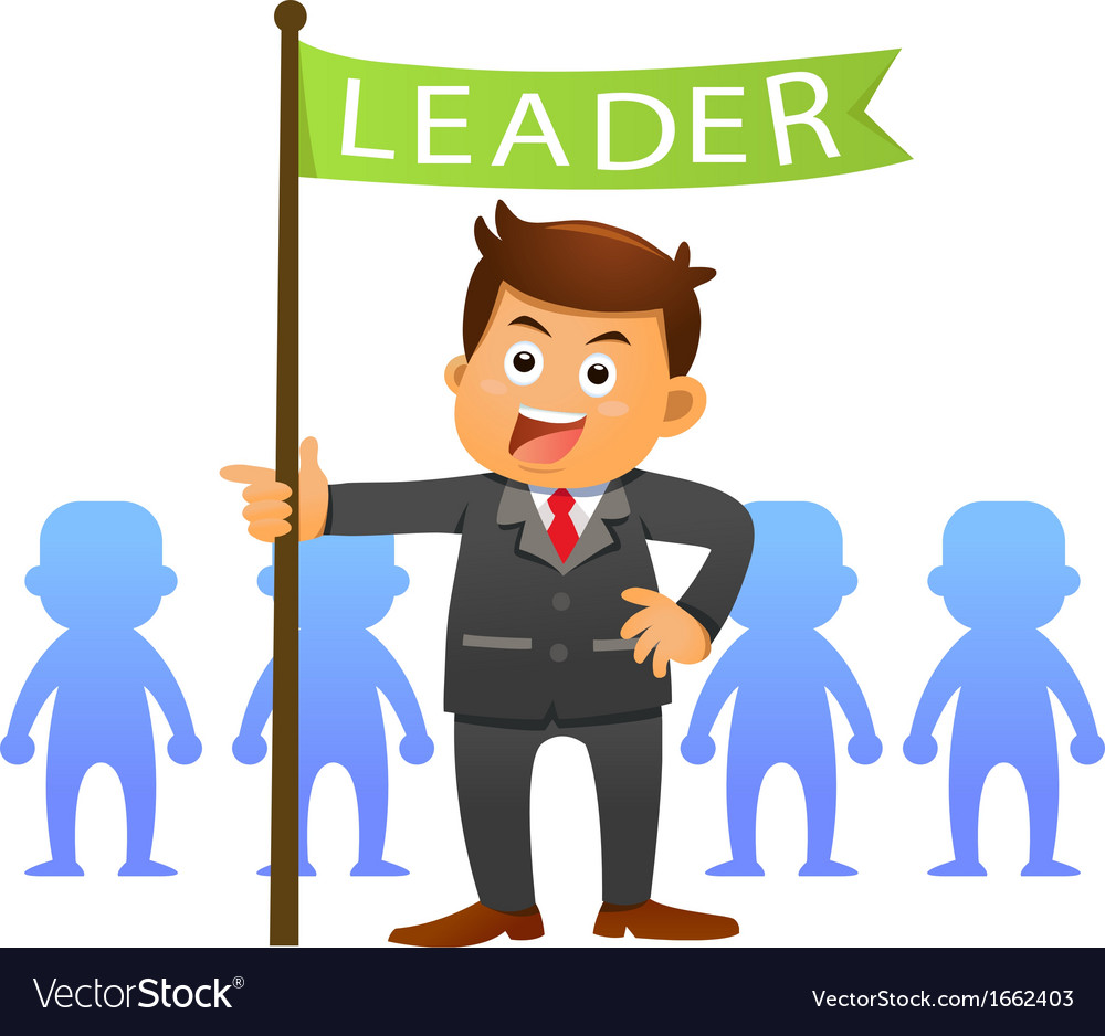 Leader vector | Price: 1 Credit (USD $1)