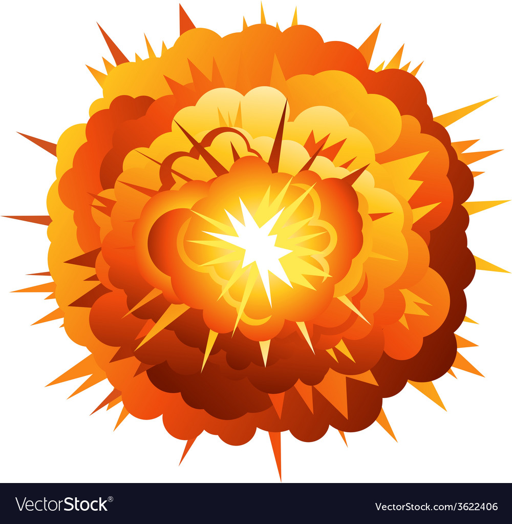 Radial explosion vector   Price: 1 Credit (USD $1)