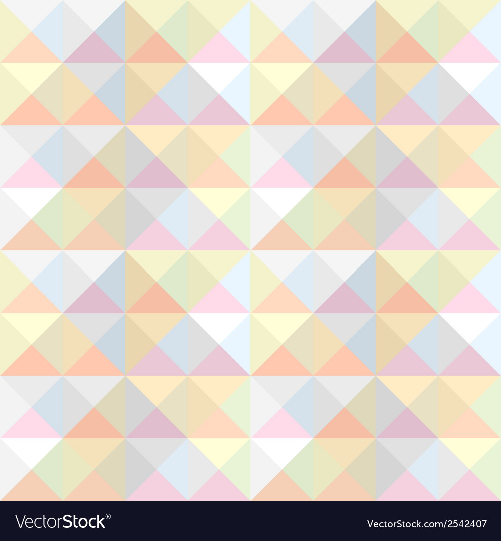 Colorful triangle background16 vector | Price: 1 Credit (USD $1)
