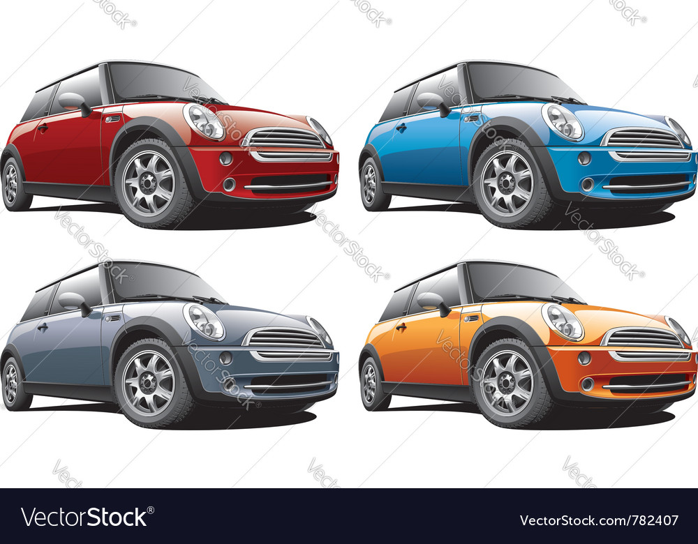 Modern car vector | Price: 5 Credit (USD $5)