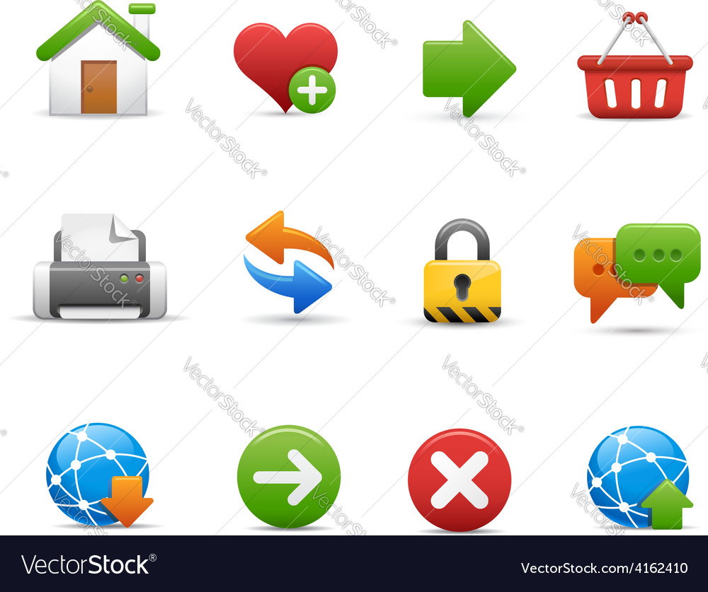 Web site vector | Price: 1 Credit (USD $1)