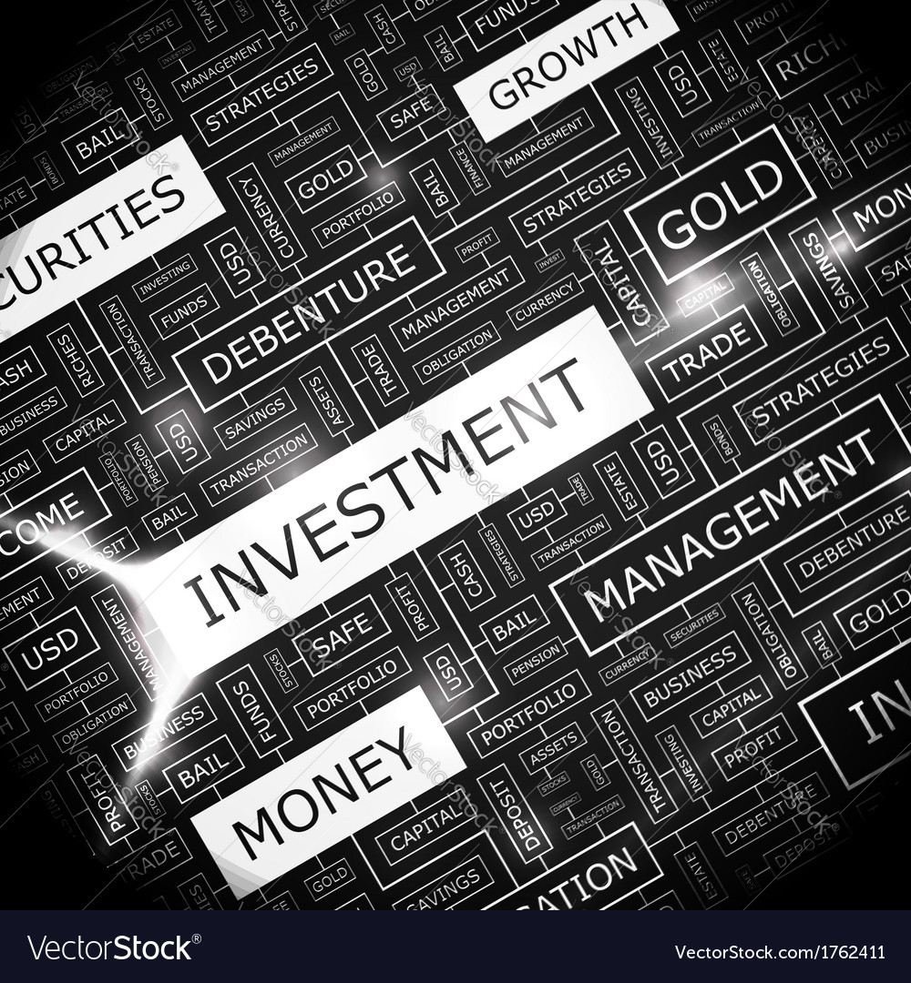 Investment vector | Price: 1 Credit (USD $1)