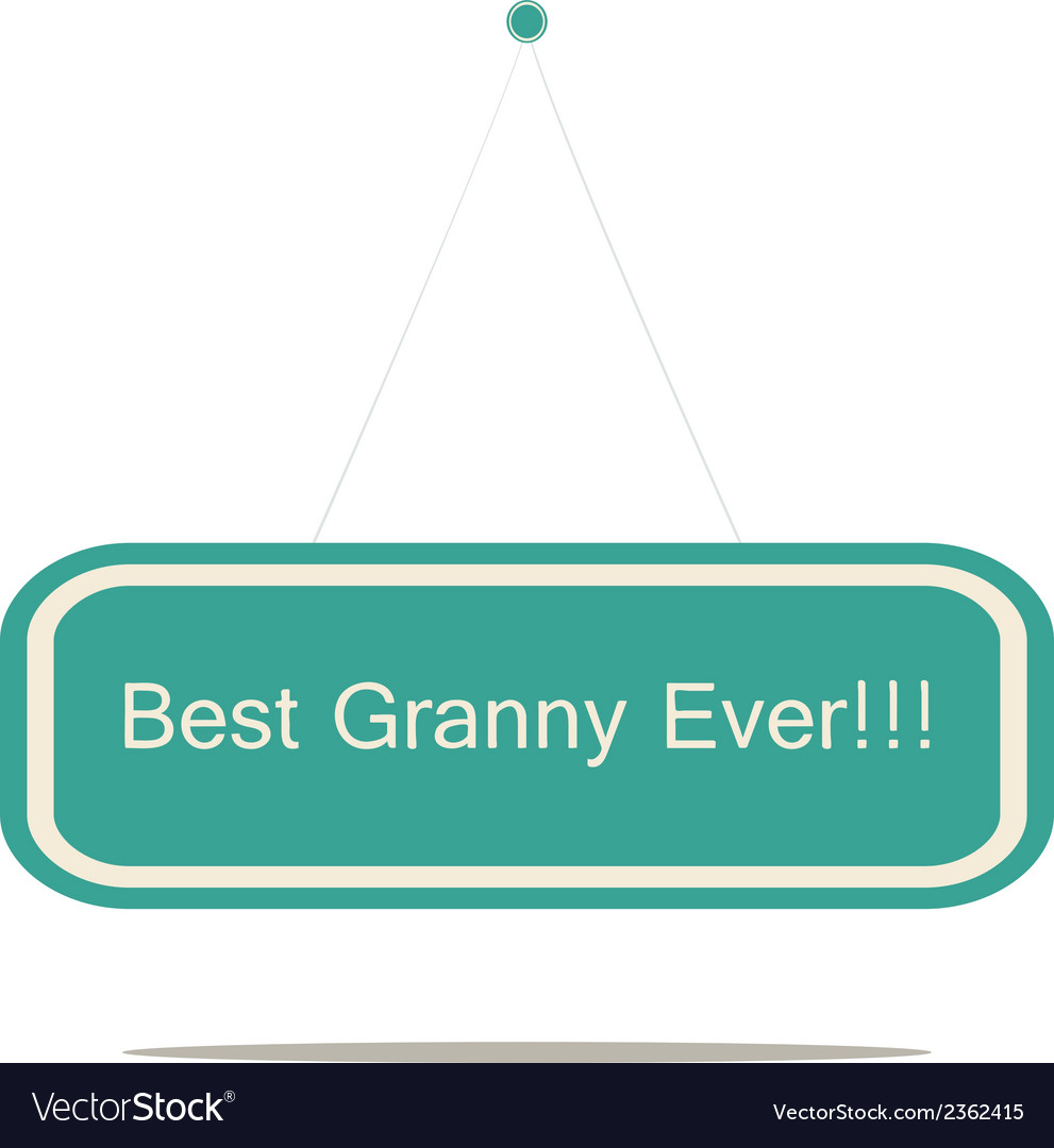 Best granny vector | Price: 1 Credit (USD $1)