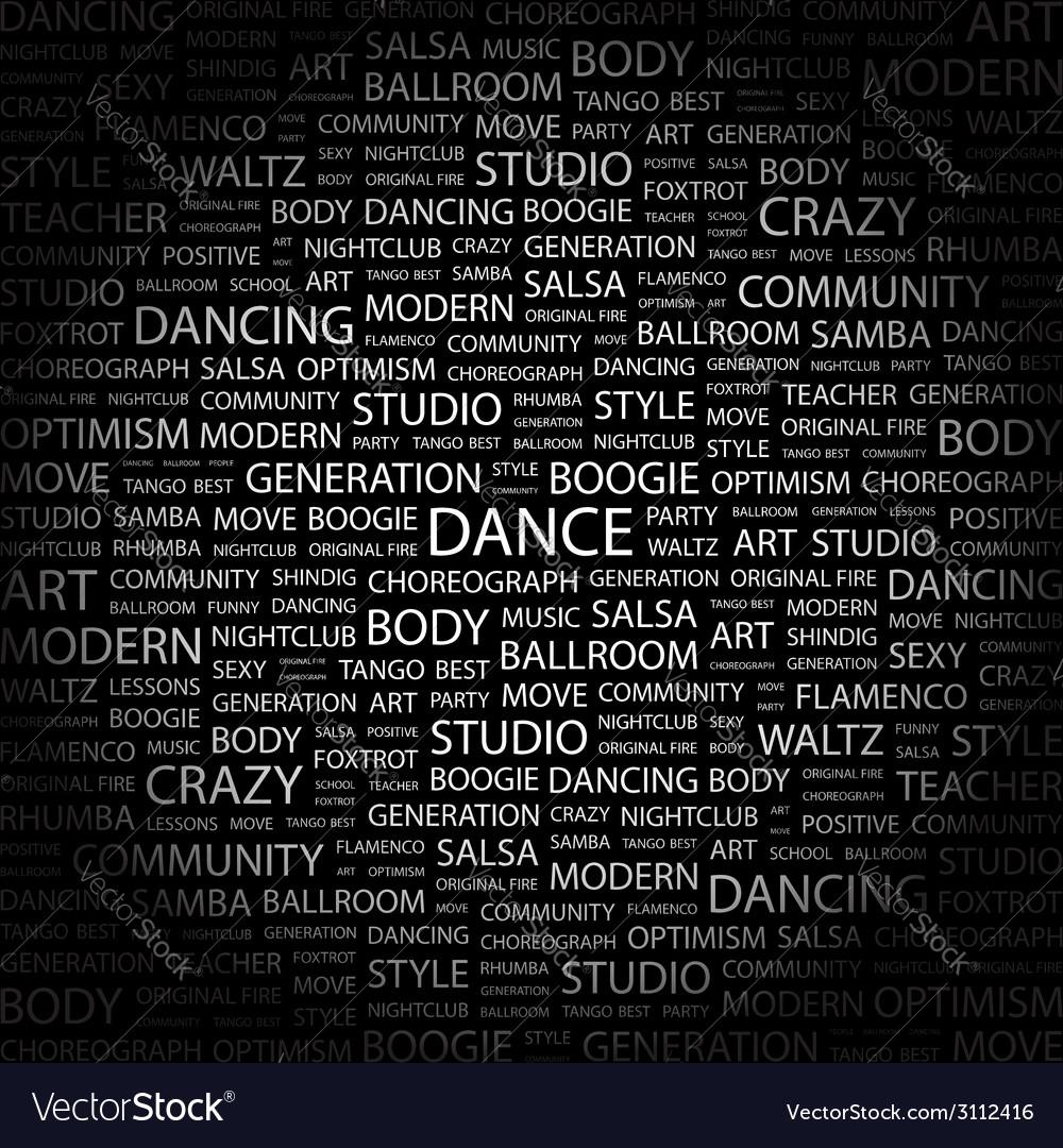 Dance vector | Price: 1 Credit (USD $1)