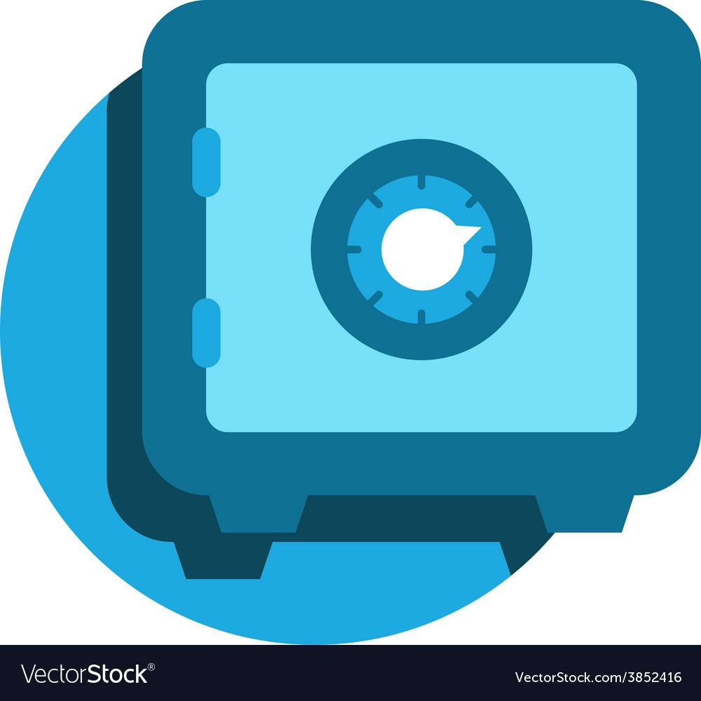 Safe icon vector   Price: 1 Credit (USD $1)