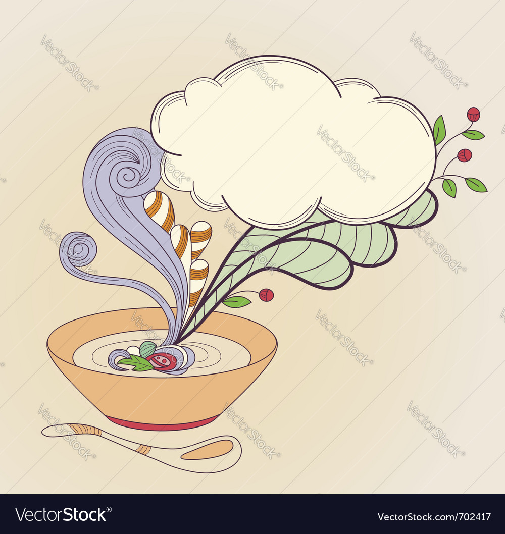 Abstract soup vector | Price: 3 Credit (USD $3)