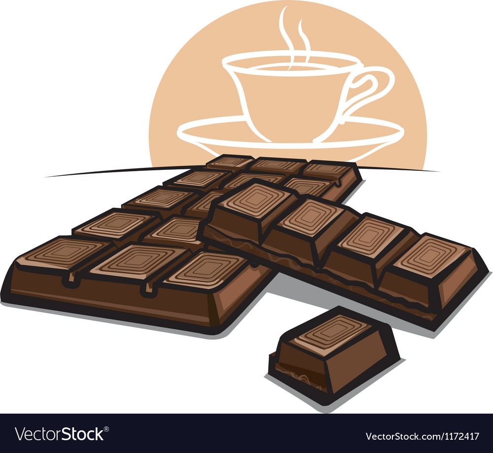 Chocolate vector | Price: 3 Credit (USD $3)