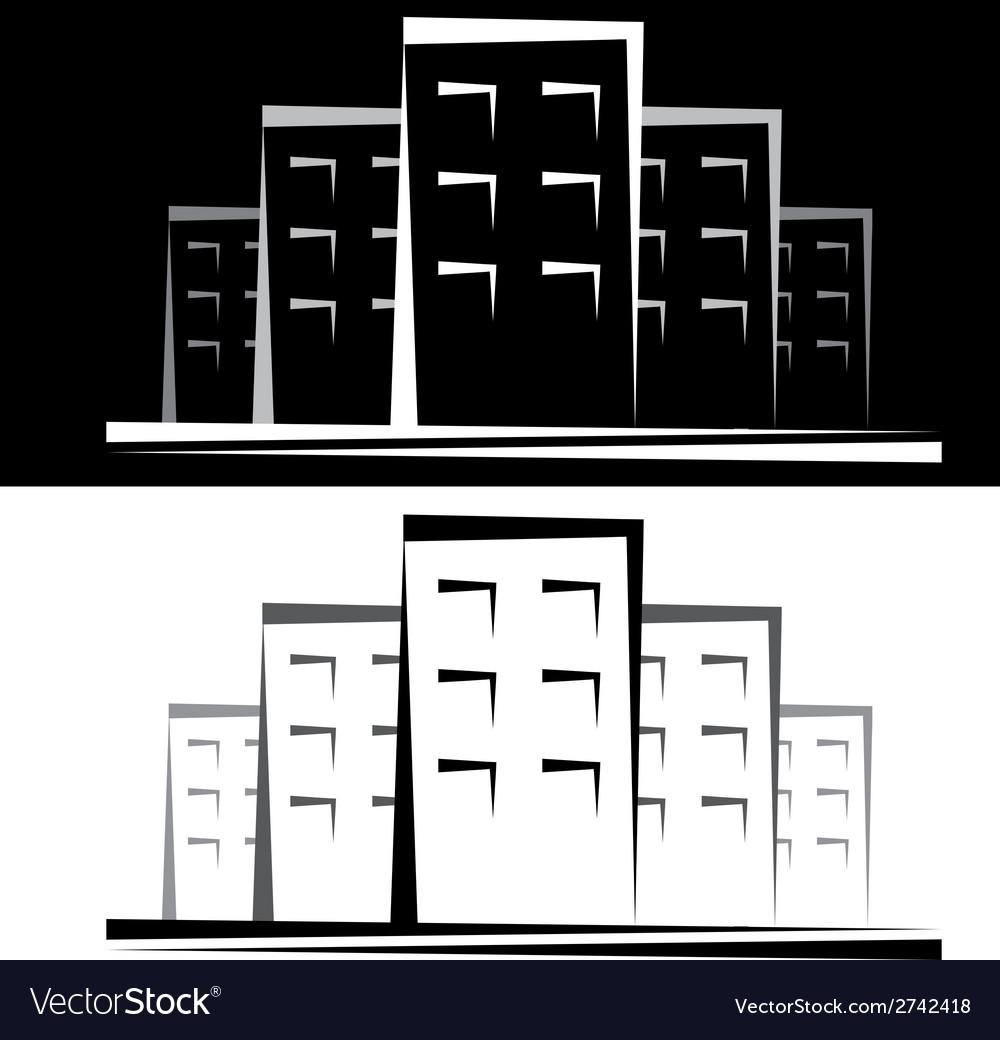 Estate agency vector   Price: 1 Credit (USD $1)