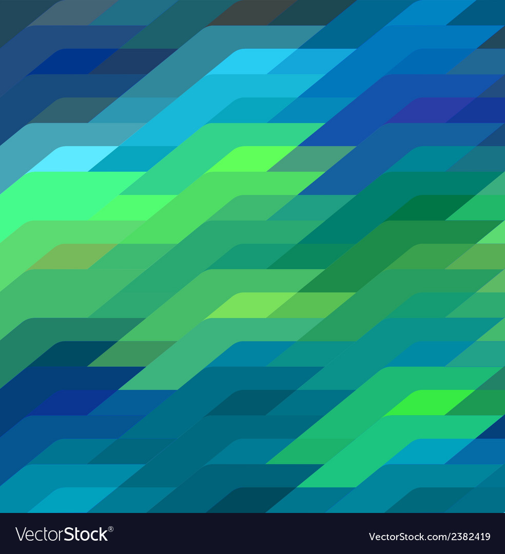 Geometric colored shapes background vector | Price: 1 Credit (USD $1)