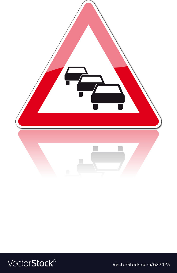 Road traffic vector | Price: 1 Credit (USD $1)