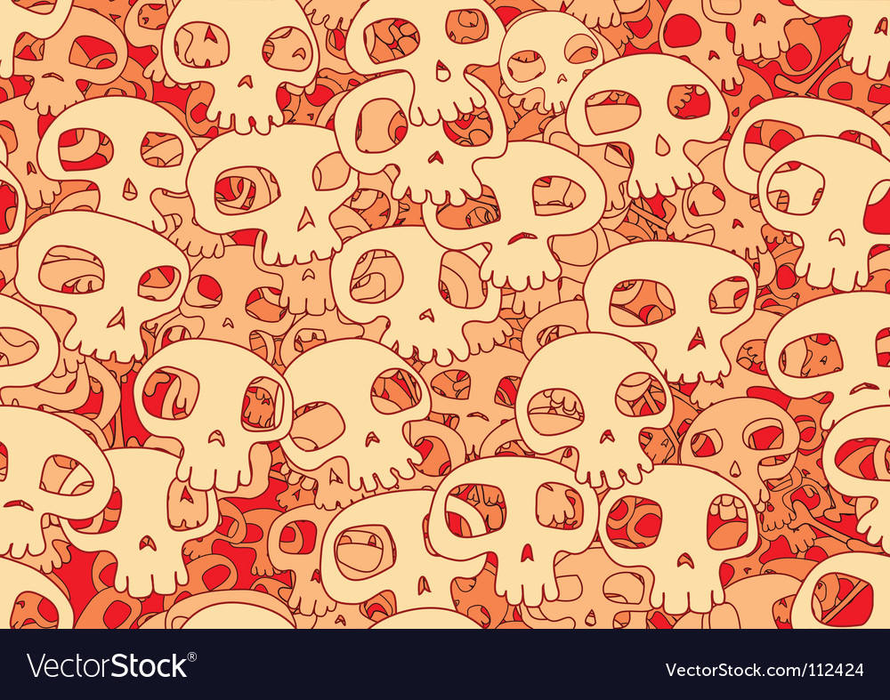 Cool skulls vector | Price: 1 Credit (USD $1)
