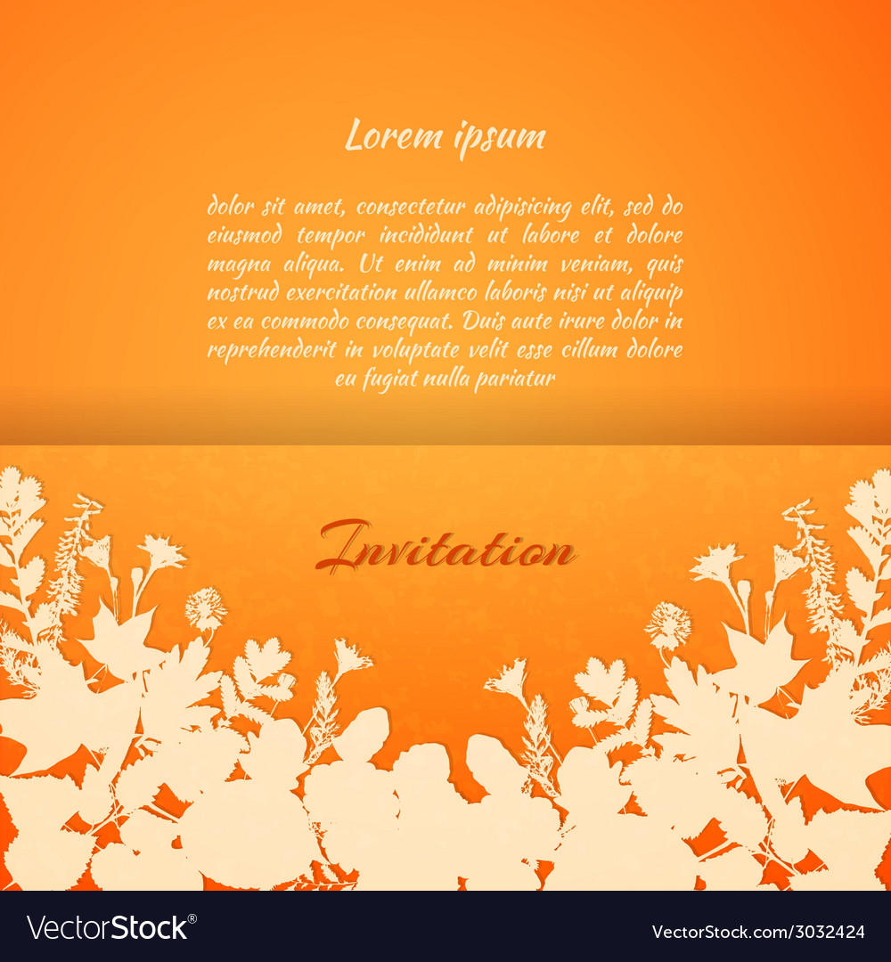 Painted leaves vector   Price: 1 Credit (USD $1)