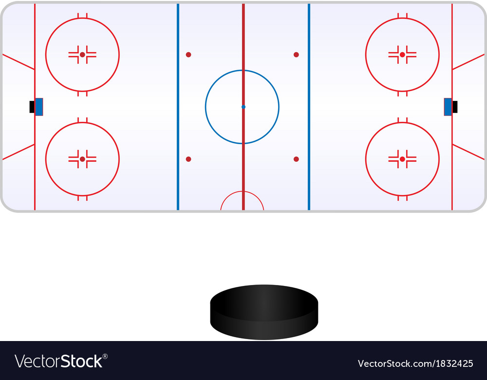 Hockey pole vector | Price: 1 Credit (USD $1)
