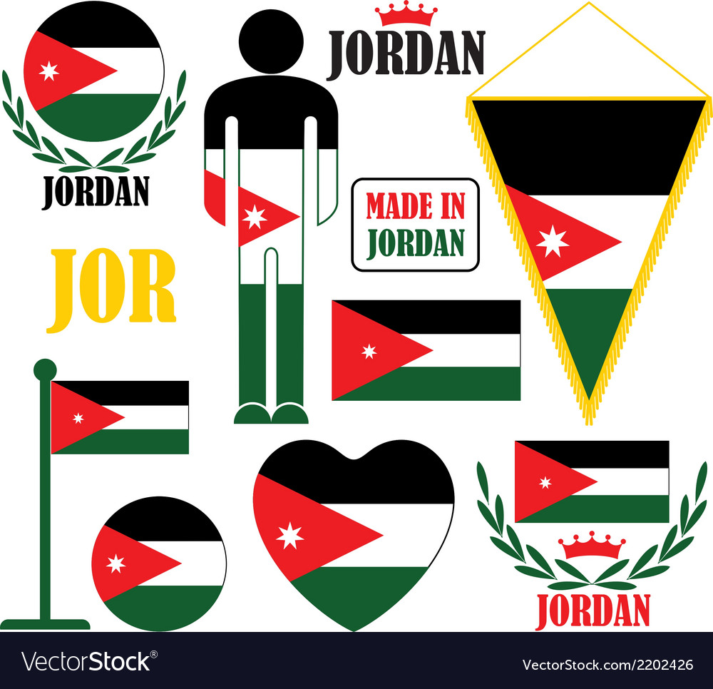 Jordan vector | Price: 1 Credit (USD $1)