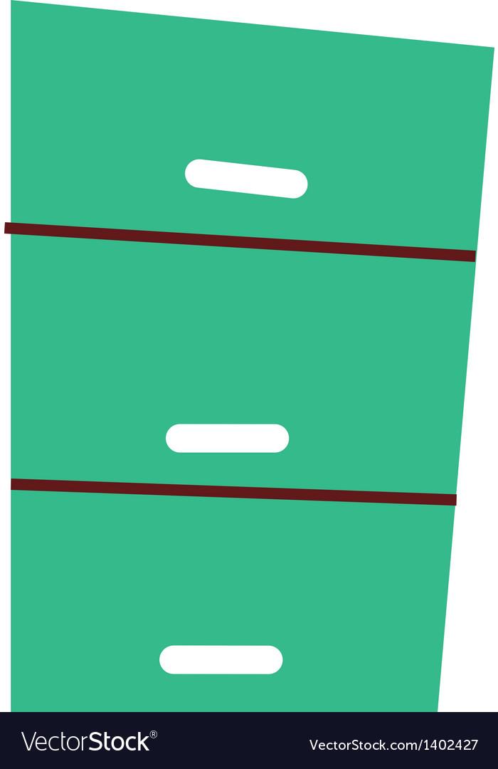 A dresser vector | Price: 1 Credit (USD $1)