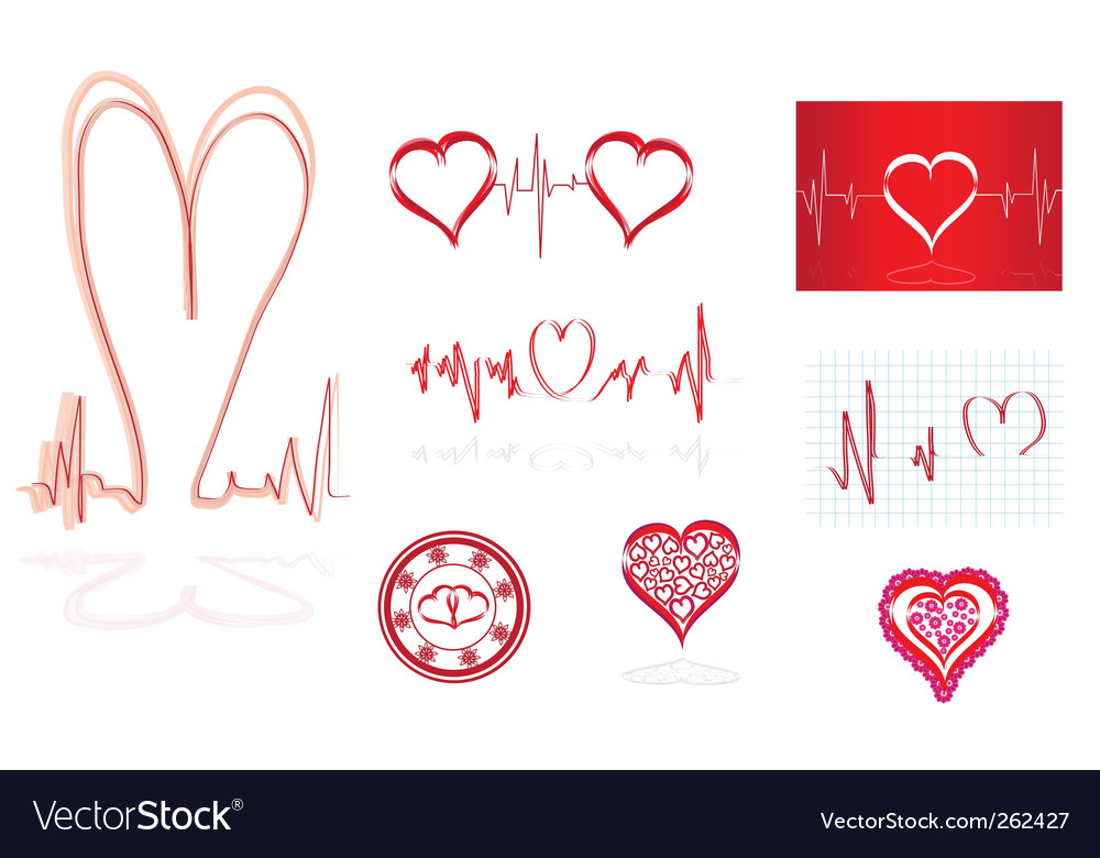 Medical design elements vector | Price: 1 Credit (USD $1)