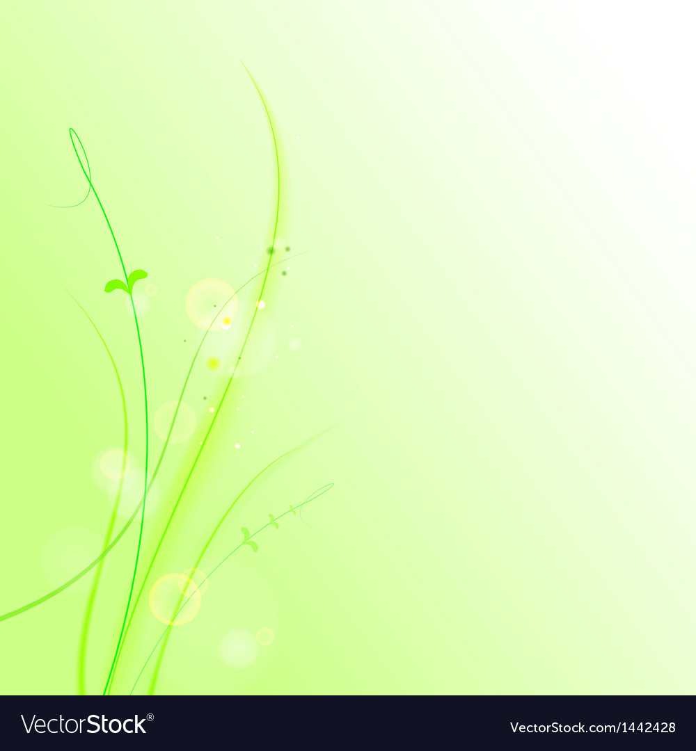 The abstract grass vector | Price: 1 Credit (USD $1)
